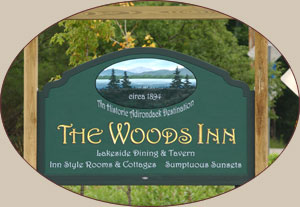 woods inn picture